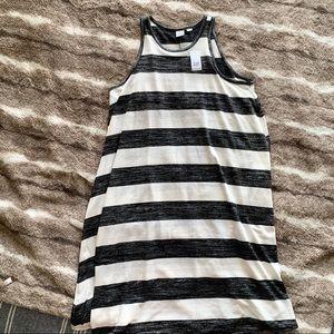 NWT GAP Striped Swing Dress